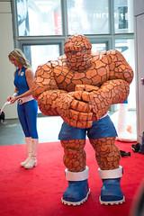 The Thing (Doug's Photography) Tags: nikon nikond610 d610 nikon3570mmf28 3570mmf28 flash artificiallight nikonsb700 sb700 speedlight newyork ny nyc nycc newyorkcity newyorkcitycomiccon javitscenter cosplay costume fantasticfour thething