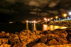 Desde el Arbeyal (David A.L.) Tags: asturias gijón elarbeyal playa playadelarbeyal