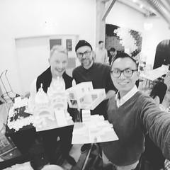 #leglegoarkitekt#danskarkitekturcenter (apollozdy) Tags: instagramapp square squareformat iphoneography uploaded:by=instagram moon