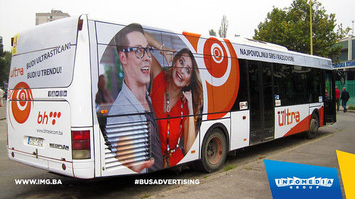 Info Media Group - BH Telecom Ultra, BUS Outdoor Advertising, 09-2016 (8)
