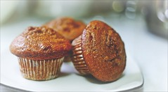 Our Daily Challenge: Food & Drink (Sue90ca Glorious Autumn) Tags: canon 6d odc foodanddrink muffins