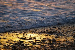 Washing away my worries.... (Joe Hengel) Tags: danapoint darkness socal southerncalifornia sunset sea seascape seaside seashore seafoam stones rocks pacificocean theoc orangecounty oc outdoor ocean goldenstate golden waves water watchingthesunset beach