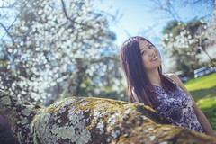 Scarlett at Kenwood (ExceptEuropa) Tags: bethesda canon6d asian beauty bokeh canon cherryblossom chinese color fashion flower girl kenwood life lifestyle maryland photographer photography portrait street streetportrait travel washington washingtondc