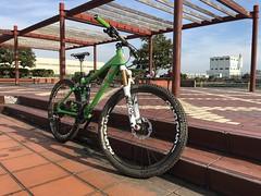 IMG_4006 (wataru.takei) Tags: iphone mtb iphone6splusbackcamera415mmf22 mountainbike japan
