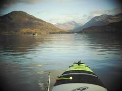Pick your spot (Nicolas Valentin) Tags: scotland scenery sea sky scenic snow kayakfishing kayak kayakscotland kayaking kayakfishingscotland creran