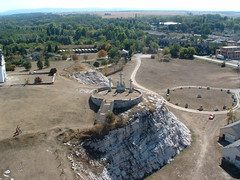 Tata, a Klvria-domb a kiltbl (ossian71) Tags: magyarorszg hungary tata landscape tjkp