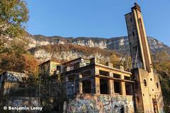 IMG_9472 (LR+C) (Benji Rallye) Tags: urbex exploration urbaine téléphérique du revard rhône alpes savoie automne 2016