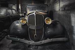 . (valsdarkroom.com) Tags: abandoned forgotten cars renault lost d d700 decay dark exploration explore exploring urbex urban urbanexploration nikon nikkor car monaquatre