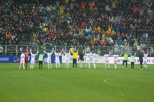 Rijeka - Hajduk 2:1 (05.11.2016)
