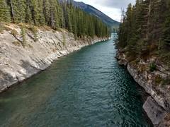 IMG_20160925_172925715_HDR (ctmarie3) Tags: banffnationalpark lakeminnewanka stewartcanyon trail