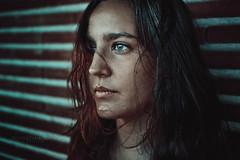 María (PetterZenrod) Tags: maría retrato portrait ojos mirada eyes blue petterzenrod 60d ojosazules beauty