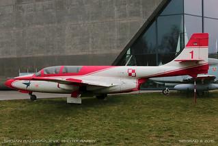 PZL TS-11 Iskra bis B (Red 1)