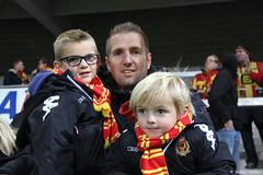 IMG_7146 (KV Mechelen) Tags: kvmechelen standardluik sfeer supporters afasstadion afas telenet