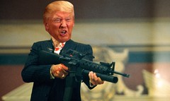 The Don (dylan.unknown5150) Tags: don trump awesomeness warrior beast photoshop wtf second amendment freedom guns