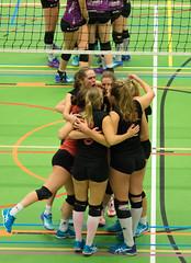 1B260622 (roel.ubels) Tags: vv utrecht eurosped galgewaard volleybal volleyball 18 finale nationale beker