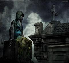 (2408) Cementeri Municipal d'Alcoi (QuimG) Tags: vintage splash dreams somnis art panasonic quimg quimgranell joaquimgranell afcastell specialtouch obresdart