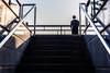 in Wuhan (loulinblog) Tags: staircase stairway stairs hankow wuhan railywaystation