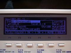 _0040793 (ghostinmpc) Tags: ghostinmpc mpc1000 akai custommpc mpc
