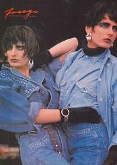 Freego 1985 (3) (moogirl2) Tags: frego 80s vintage fashion vintagefashion vintageads 80sstyle 80sfashion 1985 infashion bluejeans