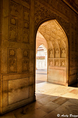 Inside the Red Fort (Pandster1981) Tags: a77 agra honeymoon india redfort sony1650f28 sonya77