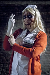 (rosito.photographie) Tags: geek street body sexy cosplay costplay photography cute cuteness silenthill model modele portrait photo gaming girl canon