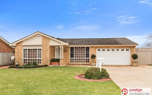 22 Burdekin Court, Wattle Grove NSW 2173