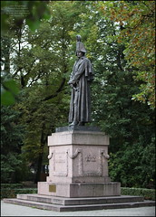 2016 S 2586 Riga5a City_4 Marshal Michael (Morton1905) Tags: michael andreas barclay de tolly pamūšis now lithuania 1761 insterburg chernyakhovsk prussia 1818 russian field marshal minister war during napoleons invasion 1812 sixth coalition