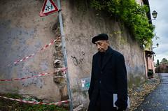 Roma, 2016 (Antonio_Trogu) Tags: roma rome italia italy aventino prete priest man uomo lonely streetphotography candid urban antoniotrogu ricohgr ricohgrii 2016 street