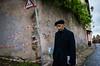 Roma, 2016 (Antonio_Trogu) Tags: roma rome italia italy aventino prete priest man uomo lonely streetphotography candid urban antoniotrogu ricohgr ricohgrii 2016