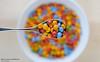 Breakfast Bowl Bokeh (mini candies) (disgruntledbaker1) Tags: playing with food disgruntledbaker