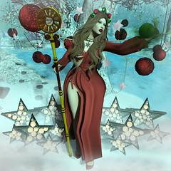 {Blog 116} Ghost of Christmas Present (veronica gearz) Tags: avi avatar alex maitreya mesh bloggers blogger blogging blog blogs secondlife second sl winter life logo 2ndlife christmas christmasstory wasabipills elegance eleganceboutique boutique ncore ersch rekt insol izzies emarie belleepoque rosethorn unkindness colescorner itallstartswithasmile