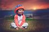 Evin (Ethan|xxvi) Tags: cute boy outdoor summer sun sunset evening lake side canon canon5d hat
