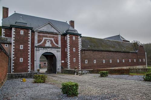 Jehay, abbaye de Paix-Dieu