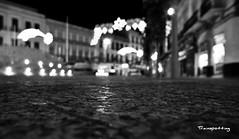 Desolada (Uno de Melilla) Tags: melilla navidad iluminación navideña luces plaza héroes españa