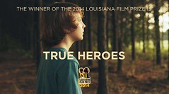 Thanks to KSLA News 12 and their awesome coverage of Louisiana Film Prize 2014! Yes! True Heroes is our WINNER! READ AND WATCH all about it: http://bit.ly/1o9KlO2
