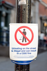 AFS-140266 (Alex Segre) Tags: street city uk england people urban signs man male men london english public sign vertical illustration warning outside outdoors europe european adult britain outdoor drawing stickman illustrated fine cities illustrations drawings nobody illegal males council stick british urinate behavior adults peeing antisocial prohibited urinating fines on in behaviour a