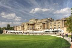 WIDOMSV: Buckingham Palace #3 (G-daddyArt) Tags: england london unitedkingdom buckinghampalace hydepark polarizer hdr