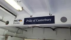 Pride of Canterbury (andrewjohnorr) Tags: ferry po poferries prideofcanterbury