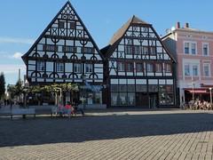 Unna_04 (Kurrat) Tags: unna marktplatz fachwerk fachwerkhaus