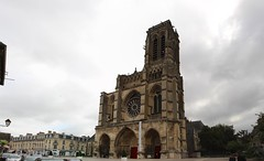 Soissons Cathedral (haberlea) Tags: france church architecture exterior cathedral gothic medieval middleages soissons aisne soissonscathedral