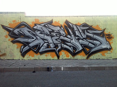 En homenaje a BECE. (MR. BURNHUMANZ) Tags: graffiti huelva wildstyle abdt