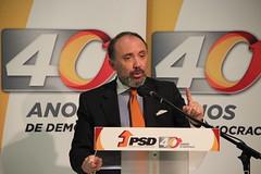 Comemoração do 40.º Aniversário PSD Loures