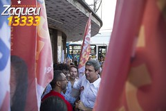 Caminhada Zaqueu com Lindberg em Queimados - 01 de Setembro