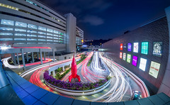 To Infinity and Beyond... (LYC) Tags: rocket lighttrails vivocity