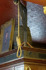 Hang mans noose (Jean Bloor) Tags: london bar pub rope hanging noose