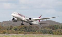 A7-BCH Boeing 787-8 Qatar Airways (R.K.C. Photography) Tags: uk scotland aircraft bedfordshire boeing edi airliners 787 qatarairways egph a7bch edinburghairport dreamliner 7878 canoneos1100d