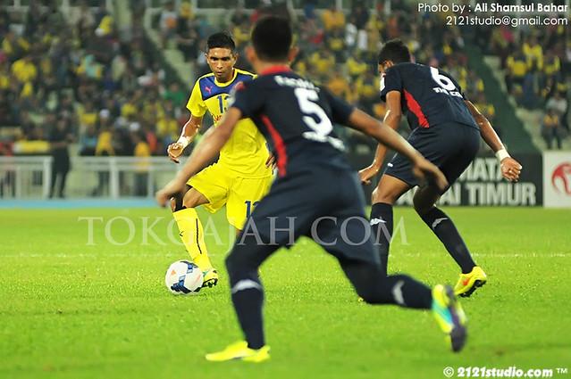 03 | Pahang vs PDRM