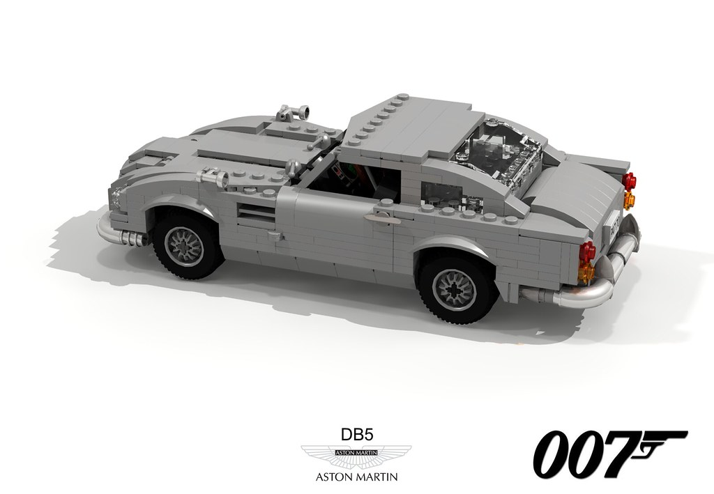 the world 39 s best photos of db5 and lego flickr hive mind. Black Bedroom Furniture Sets. Home Design Ideas