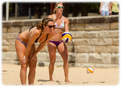 NBVA Beach Volleyball at Manly, Sydney (Craig Jewell Photography) Tags: beach sport canon iso100 manly sydney australia beachvolleyball tournament volleyball 135mm f40 northernbeaches ef135mmf2lusm craigjewell nbva sec 1ev canoneos1dmarkiv 2014craigjewell 334738s1511716e 3063x4288 northernbeachesvolleyballassociation