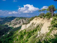 Olmatello (Massimo Saviotti) Tags: panorama cloud clouds landscape landscapes flickr nuvole nuvola hill hills vista paesaggi paesaggio colline collina sightseen cumuli cirri nembi